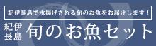 紀伊長島 旬のお魚セット通販
